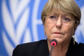 Michelle Bachelet, Haute Commissaire des Nations Unies