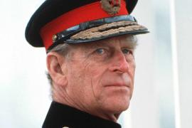 Prince Philip/ @GLENN HARVEY/CAMERA PRESS